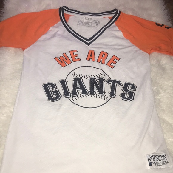 info for 402ff 56353 VS PINK SF GIANTS JERSEY